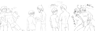 APH: Half-naked Compilation by zulenha