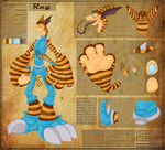 Ray reference sheet (OLD) by Green-Nightingale
