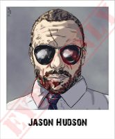 Jason Hudson - 2hrs painting by Qsec