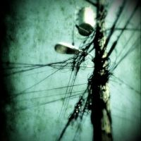 Alley Wires by jonniedee