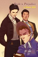 Pride and Prejudice in Beacon Hills by Lelia