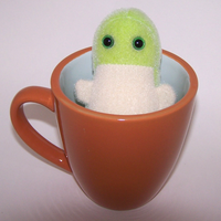 Pocket Monster Plush by obesolete