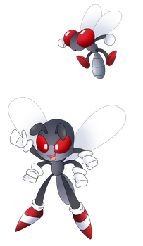 Fakemon: Flying around at the speed of sound by That-One-Leo