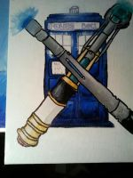 Home Sweet Tardis WIP by Paws-Prints