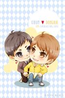 SJ KiHae : 129 Everlasting Love by bluezazzle