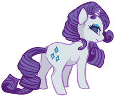 Rarity by senpeep