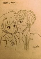 [MoE] Maddie and Treize by sendiART