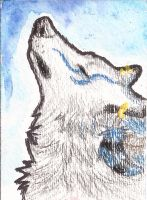 ACEO :Marks of the Blue Moon: by LunaDarasu
