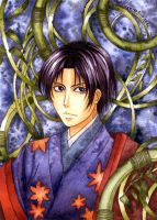 Shigure Fruits Basket 777HIT by Lucifer-Michael