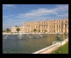 Chateau de Versailles-my home by RedPassion