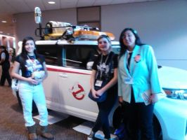 Ghost busters car! :D by EuroPrincess