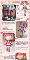 LLL- Madoka Custom Commission by Ai-Bee