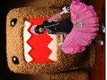 Iyami-Ame as Lady Loli w Domo by sparr