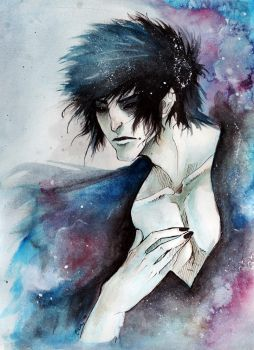 The Sandman is Dreams by Android-Bones