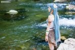 Cold water by Itakoo