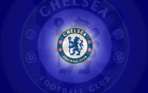 Chelsea FC Logo Wallpaper by tonny26p