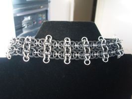 Chainmail Choker by GypsymoonChain