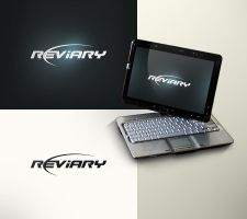 Reviary logo by Frozz