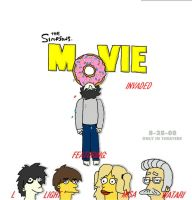 The Simpsons Movie Invaded- DN by jessicii