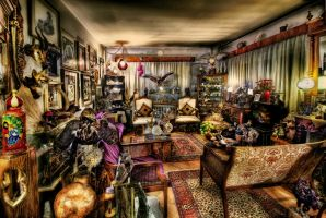 The Room II HDR by ISIK5
