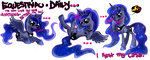 Mooncheese (EqD Banner) by Dezy-X29