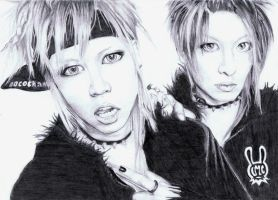 Rock the LM.C by KimMina