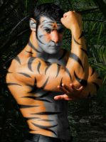 Eye of the Tiger by The-Aghama