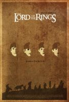 LOTR starring The Beatles by pacalin