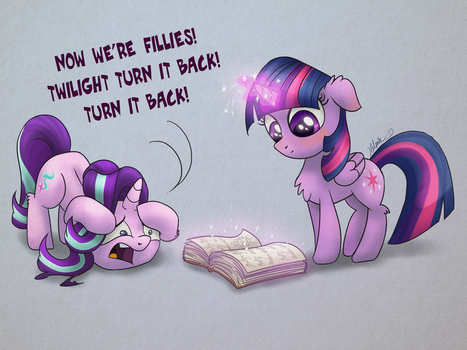 Age Spells by Helmie-D