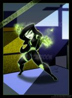 KP - Shego's Upgrade by Lionheartcartoon
