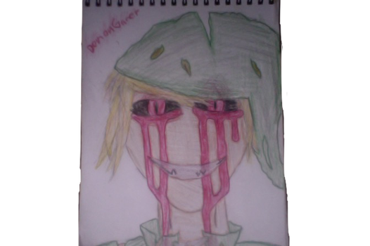 New Ben Drowned by DemonGamer123