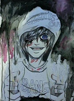 Out With a Jeff the Killer by Renexis