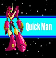 Quick man by razorsteel