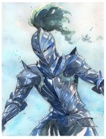 Ice Knight by CheshFire