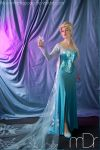 Frozen: Elsa Cosplay (1/2) by Nko-ennekappao