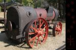 Steam Tractor 1 by TheoGothStock