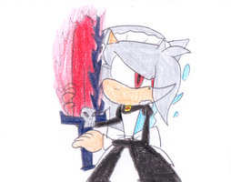 Bloody Marie's Sword by sonic4ever760