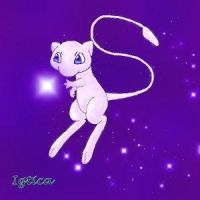 Second ever Mew by igtica