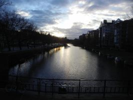 Channel, Amsterdam by rumorenelvento