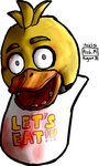 WARM-UP: Chica by ArchEeviee