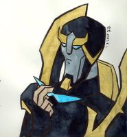 Transformers Animated Prowl by Dark-WildCat
