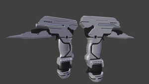 T-Pistol preview by betasector