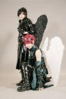 Angel Sanctuary: Cosplay 5 by Akusesu