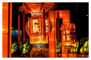 Mid-Autumn Lantern Carnival 4 by jawg1982