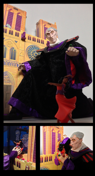 Frollo Kong by CyberRaven