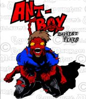 Antboy cover-darkest fears by Flam-On