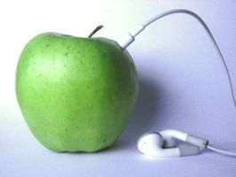 apple ipod by alexbuniku