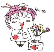 Nurse Lolly by twinsforever