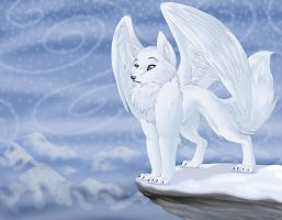 Spirit of Snow by SilentRavyn