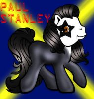 Paul Stanley by ladydragon069